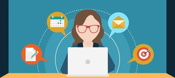 Infografía marketing de contenidos 2018