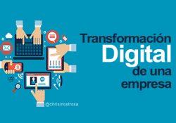 qué es la transformación digital de un negocio