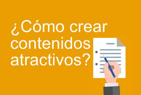 Ideas para la redacción de contenidos atractivos