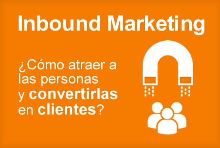 Inbound Marketing: atraer nuevos clientes con estrategias de contenido personalizadas
